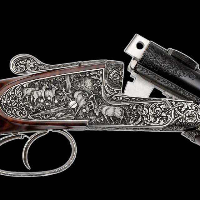 Ferlacher Büchsenmacher, Gewehr