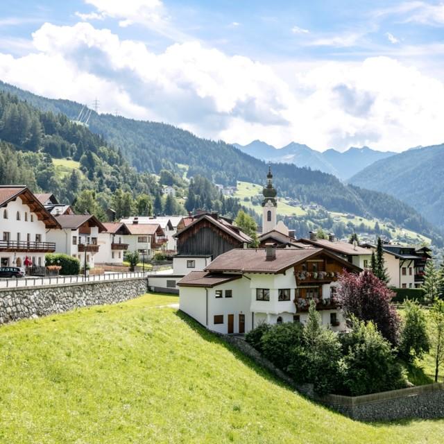 Flirsch, St. Anton