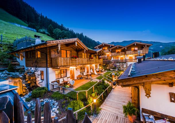 Aussenansicht Alpendorf