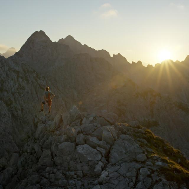Alpines Lebensgefühl