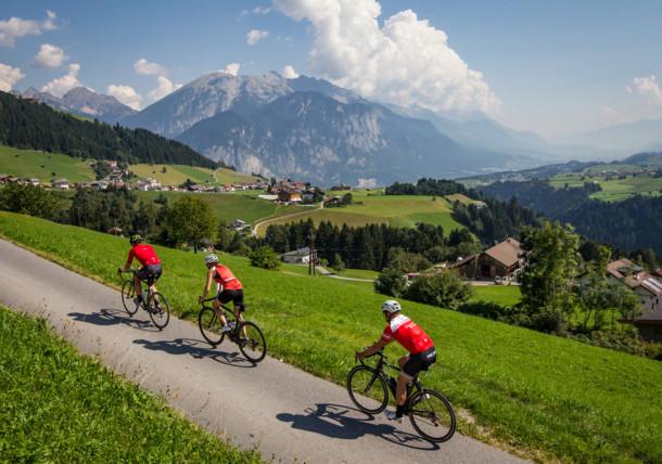 Radroute Innsbruck Sellrain