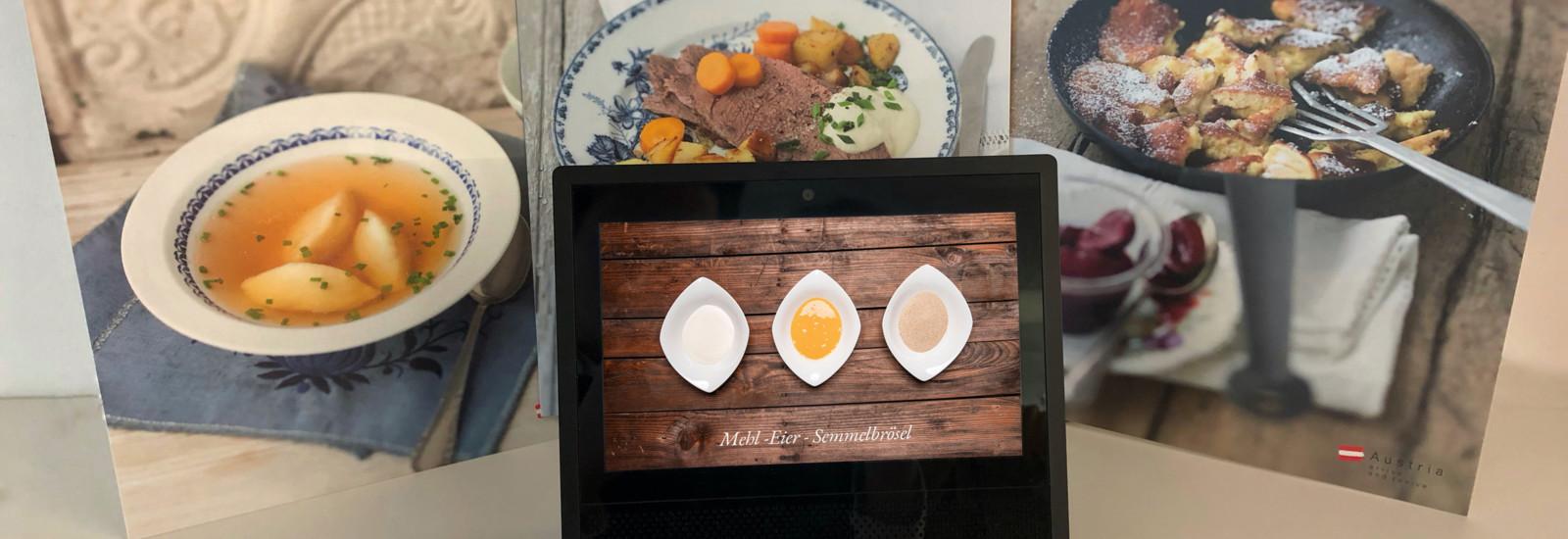 Amazon Alexa Skill - Österreich Werbung