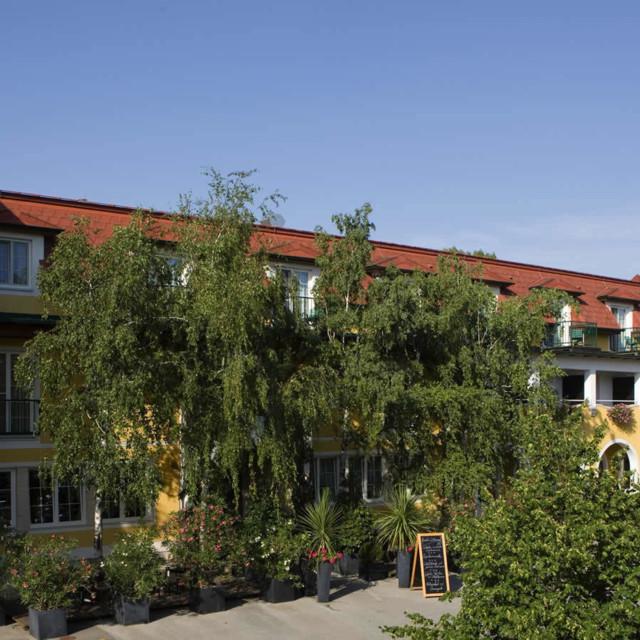 Außenansicht Hotel Birkenhof