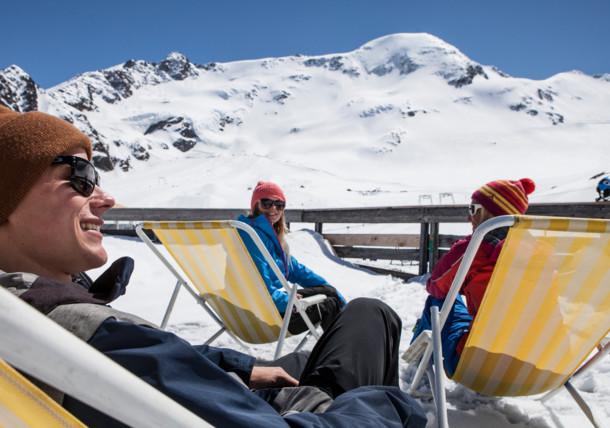 Kaunertaler Gletscherbahn