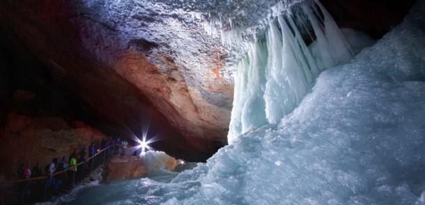 Dachstein Eishöhle