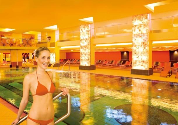 Innenbereich Eurothermen Resort Bad ischl