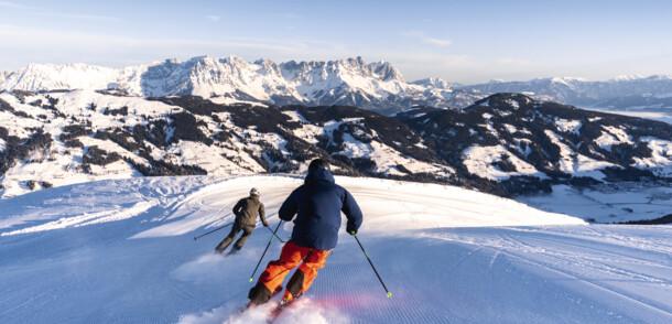SkiWelt Skiing