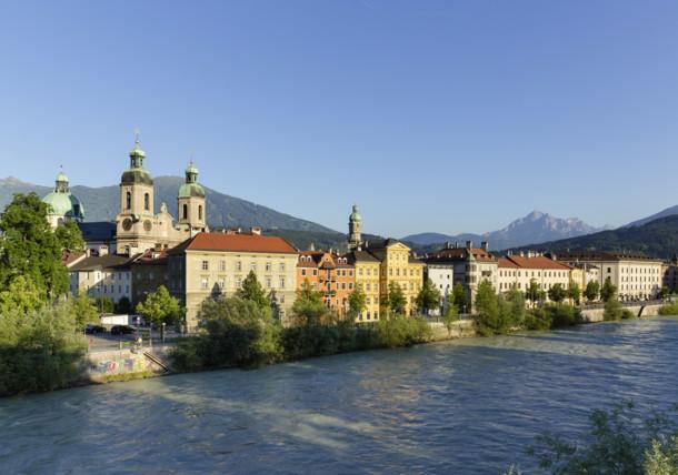 Innsbruck am Inn
