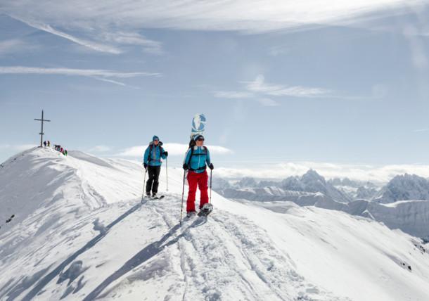 Sillian, Osttirol / Schneeschuhwandern und Skitour