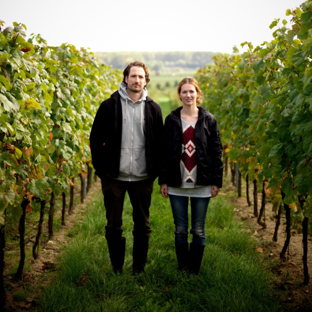 Stephanie und Eduard Tscheppe-Eselböck