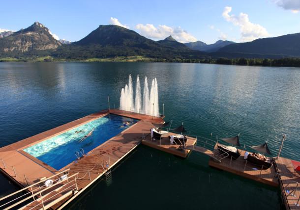 Romantik Hotel im weissen Rössl St. Wolfgang