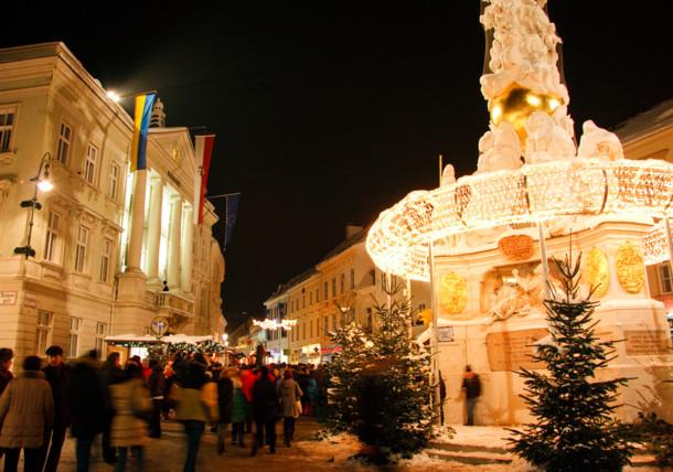 Advent in Baden bei Wien