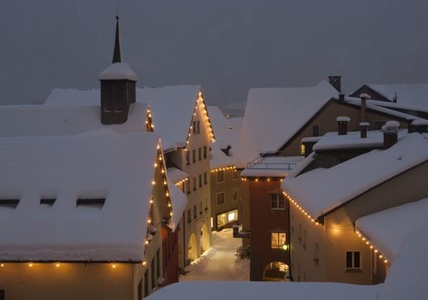 Adventzeit in Bludenz