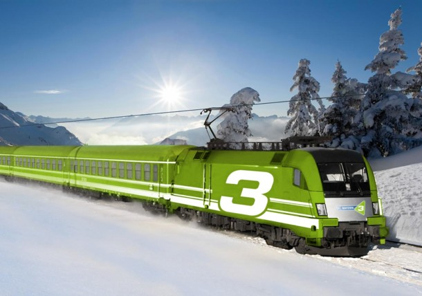 Bayern 3 Fun Train