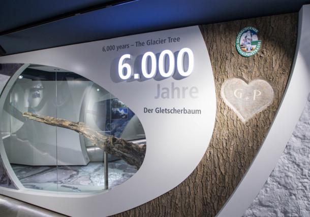 Großglockner Hochalpenstraße Ausstellung Gletscher.Leben