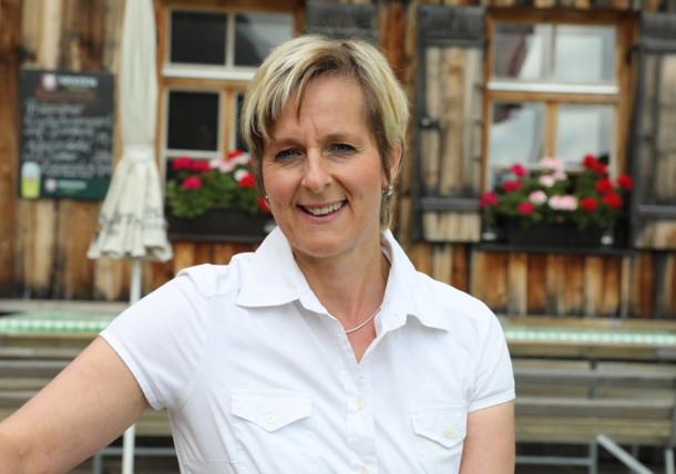 Margit Unterwurzacher, Hüttenwirtin der Johannishütte