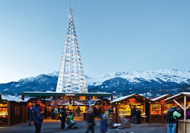 Christmas market Innsbruck