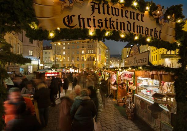 "Mercado de Navidad ""Altwiener Christkindlmarkt"""